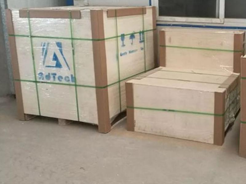 Adtech packing