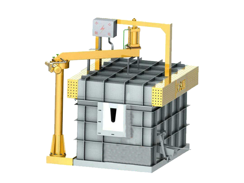 Molten Aluminium Filter Machine