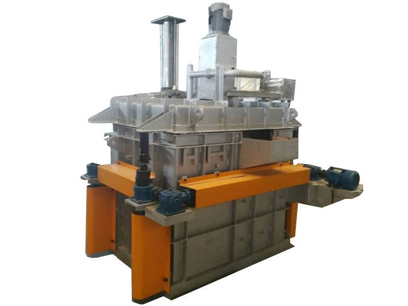 Aluminium Purification Return Degassing Device