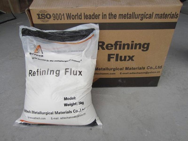 Refining Flux