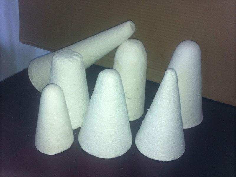 Refractory Ceramic Fiber Hard Tip