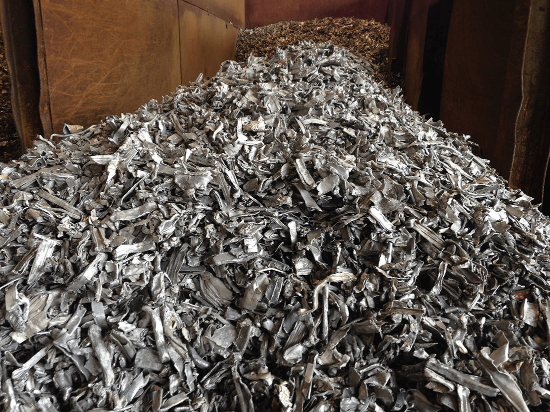 How Scrap Metal Processing Works