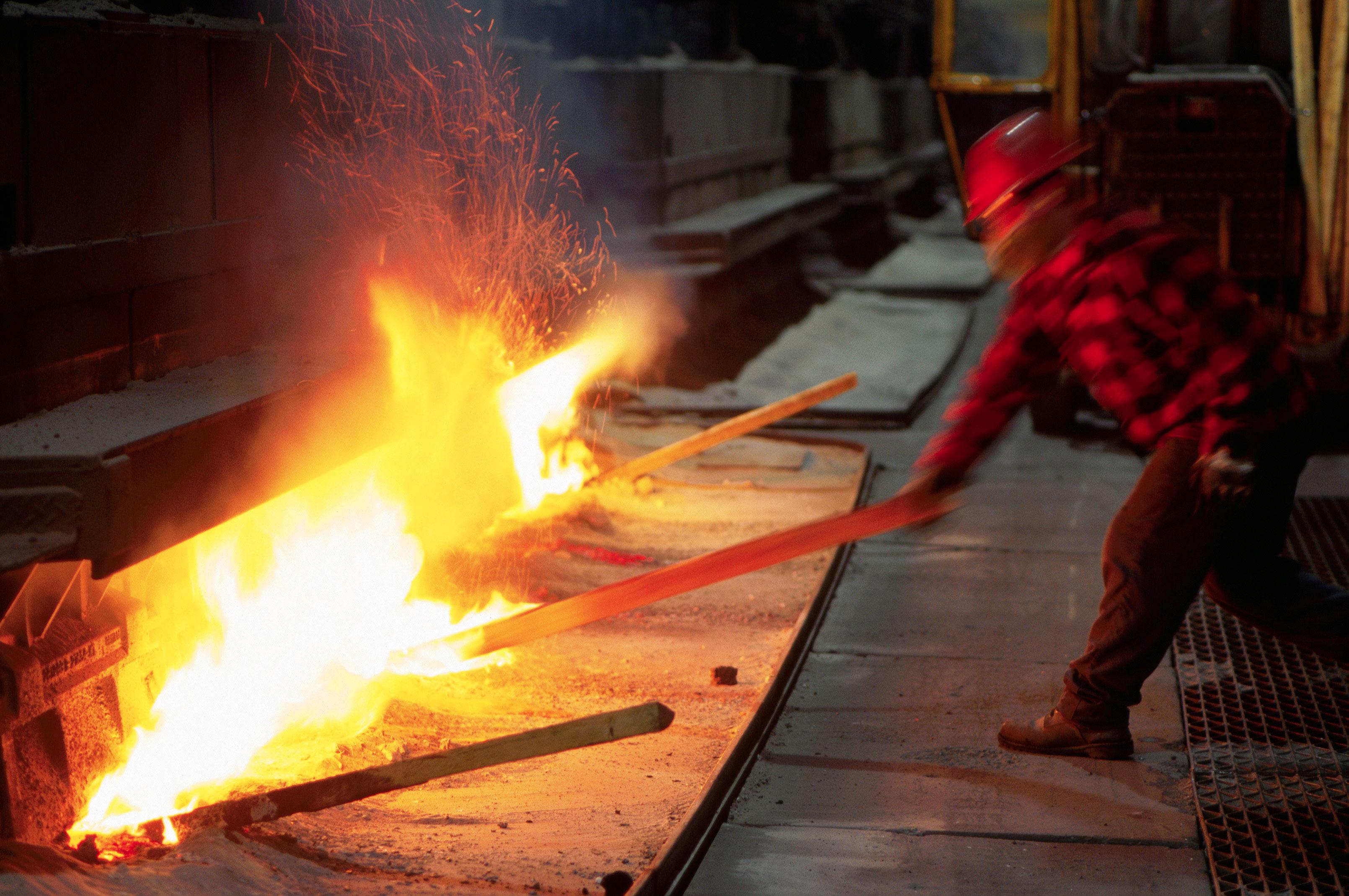 Molten Aluminum Refining