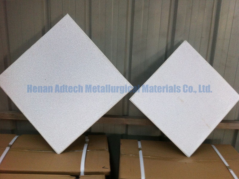 Porous Ceramic Foam Filter Plate For Foundry