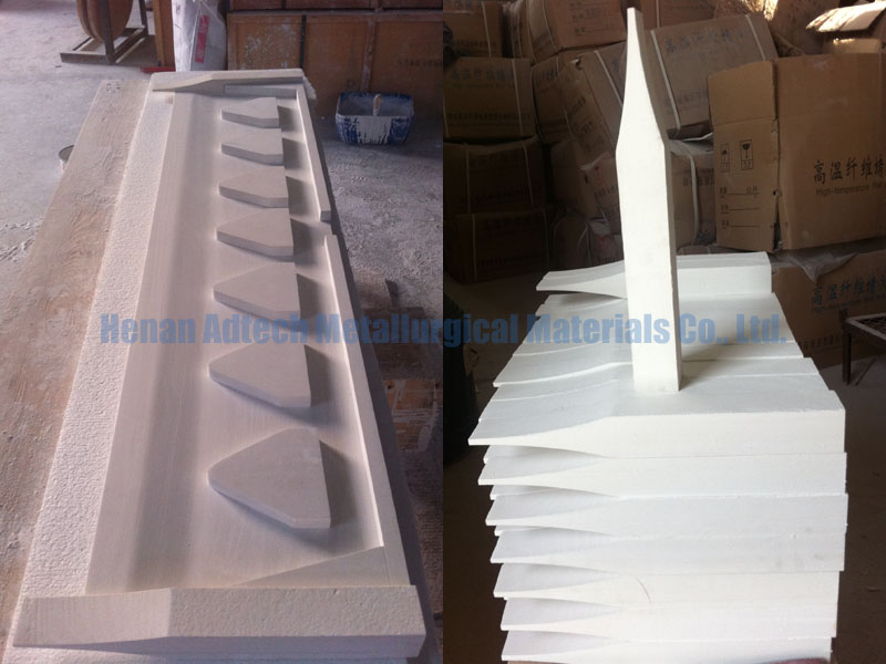 Ceramic Fiber Castertip