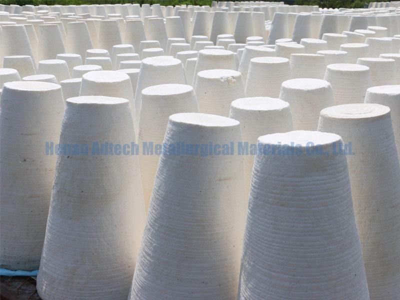 Aluminium Plant Plugging Aluminum Liquid Aluminum Silicate Plug