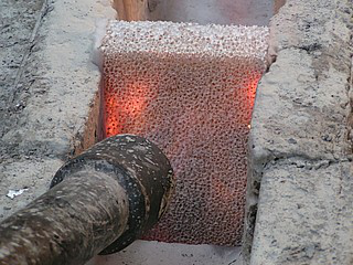 Filtration in foundries