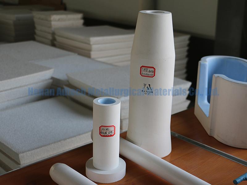 Aluminum Casting Tube For Aluminum
