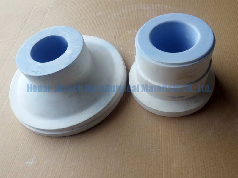 Ceramic Fiber Sprue Bushing
