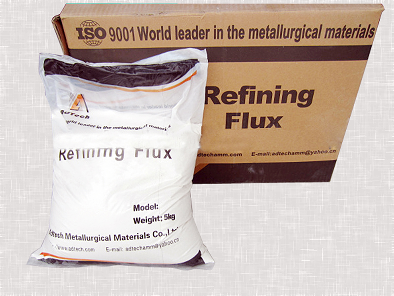 Aluminium Scrap Recycling Process