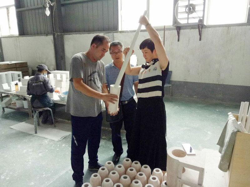 Ceramic Fiber Tube