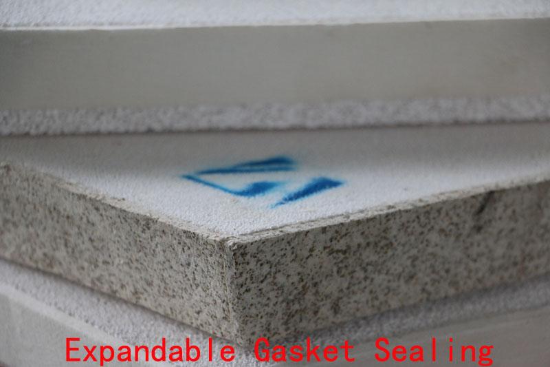 Ceramic Foam Filter With Fiber Blanket Sides (1)