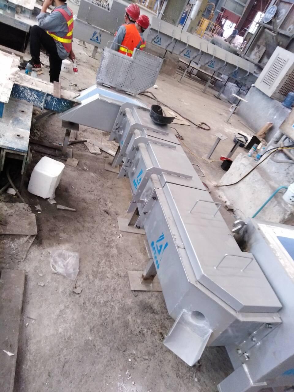 Aluminium Launder