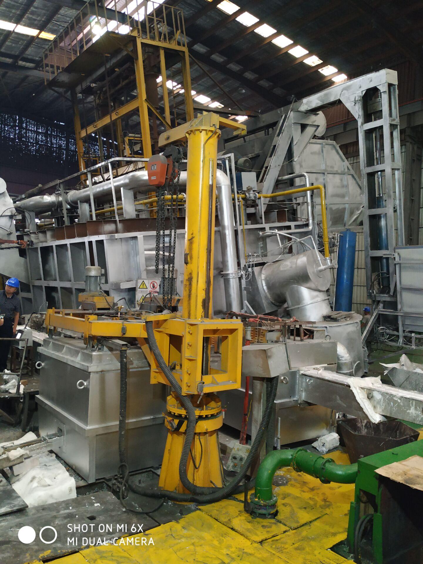 Aluminum Silicate Fiber Launder (4)