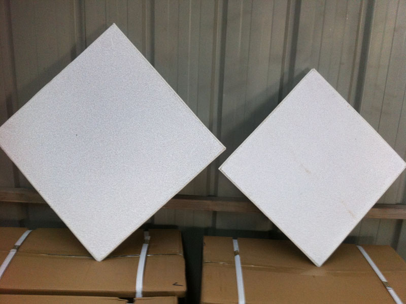 Ceramic foam filter for casting industry