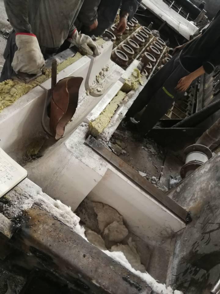 Molten Metal Launder