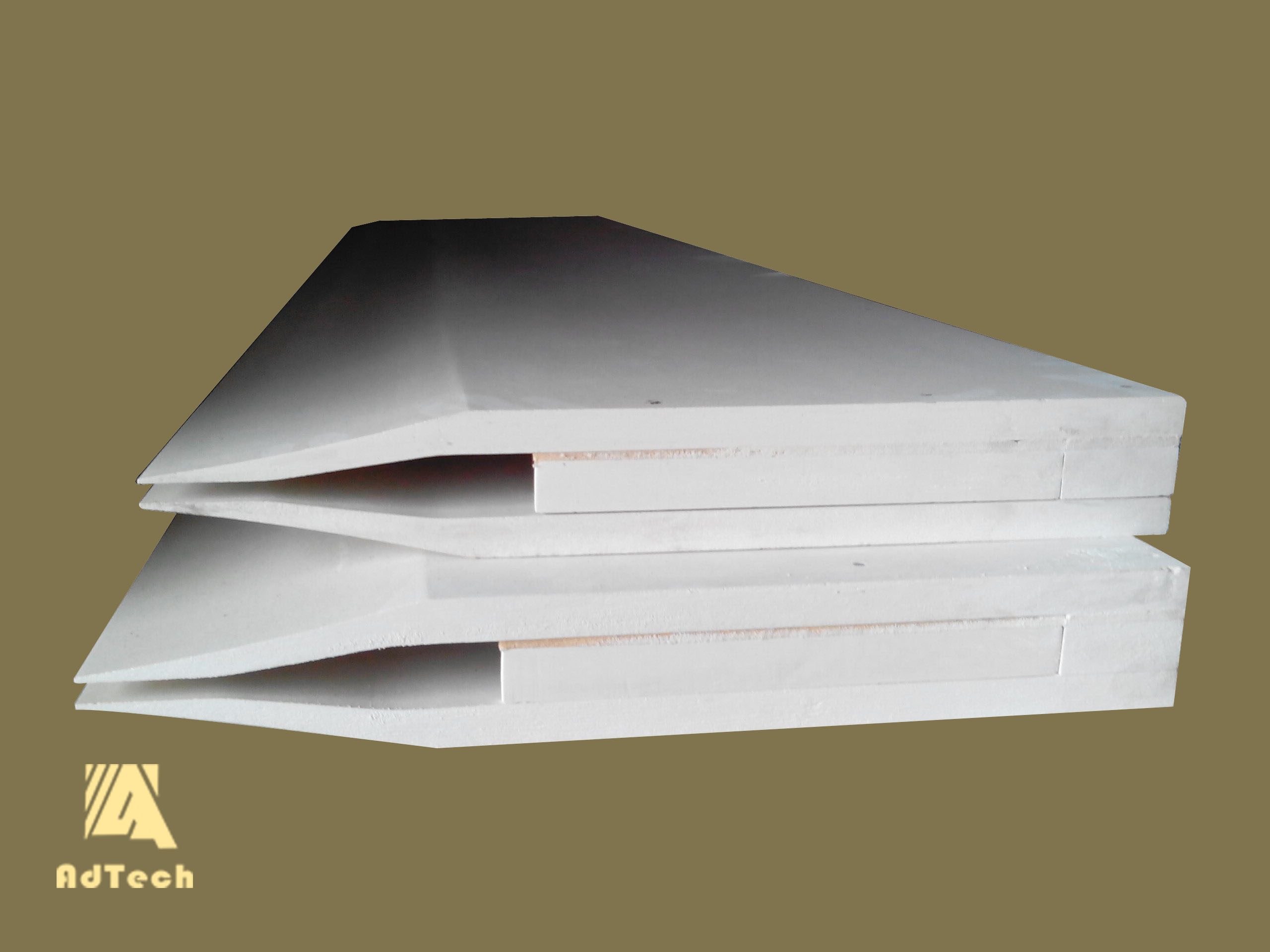Liquid Aluminum casting tip