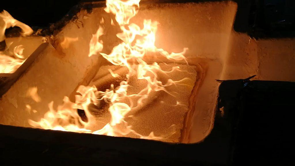Aluminium Ceramic Foam Filter