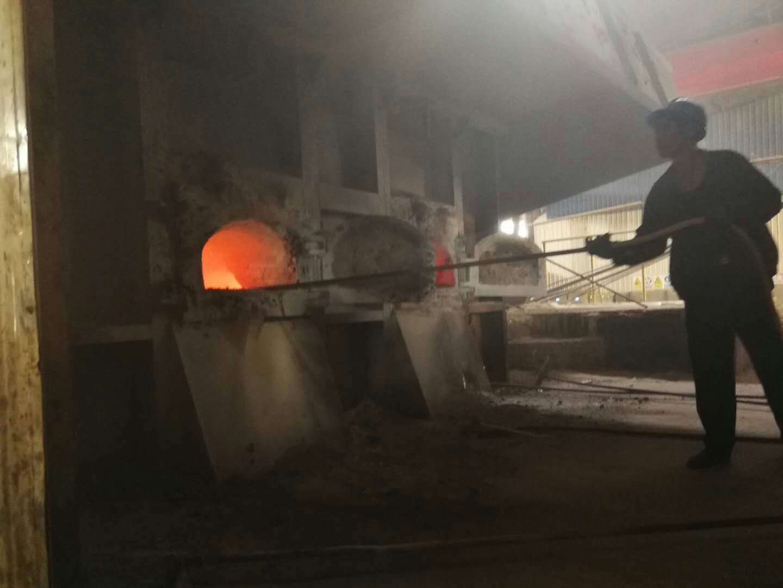 Aluminum Foundryl refining agent