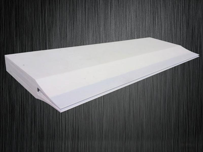 Aluminum Silicate Ceramic Caster Tip