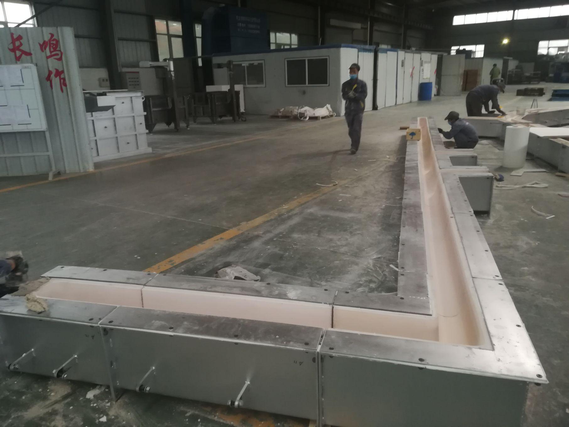 AdTech Aluminium Launder