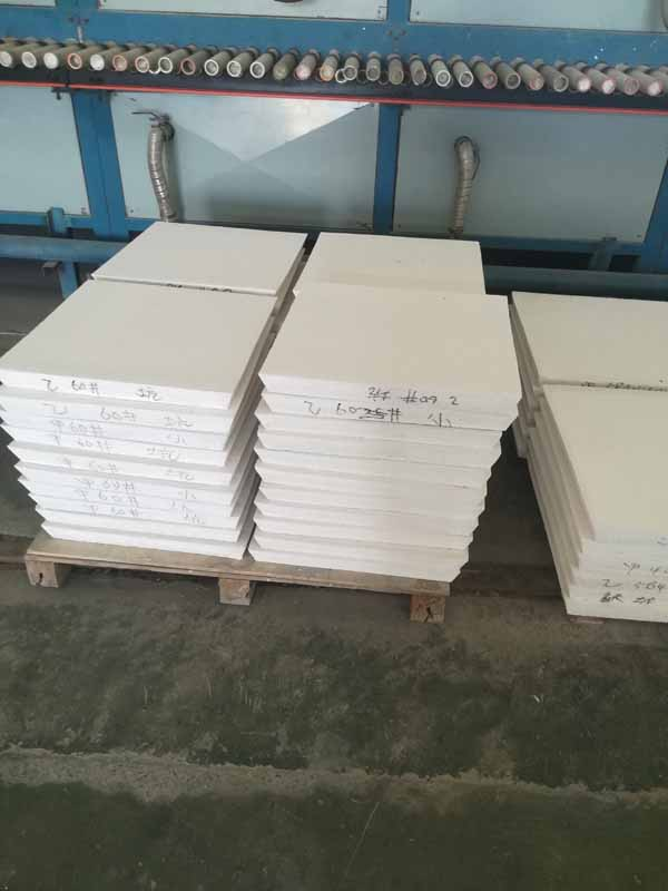 Aluminum Casting Using Alumina Ceramic Foam Filter