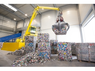 Aluminium scrap is the most recycling process