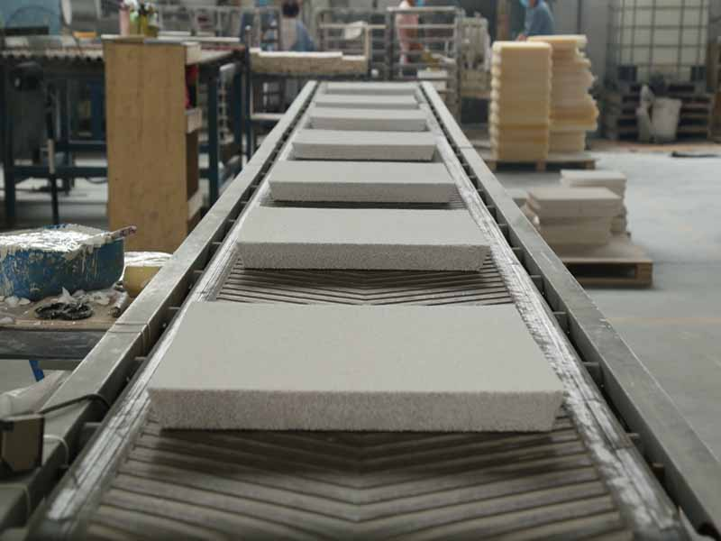 Ceramic Foam Filter For Liquid Aluminum