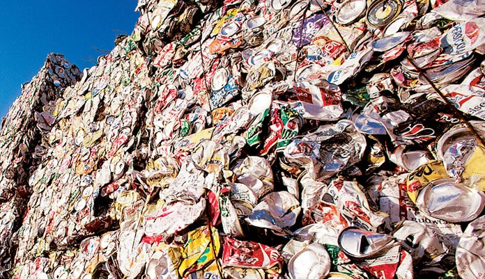 Recycling of Aluminium