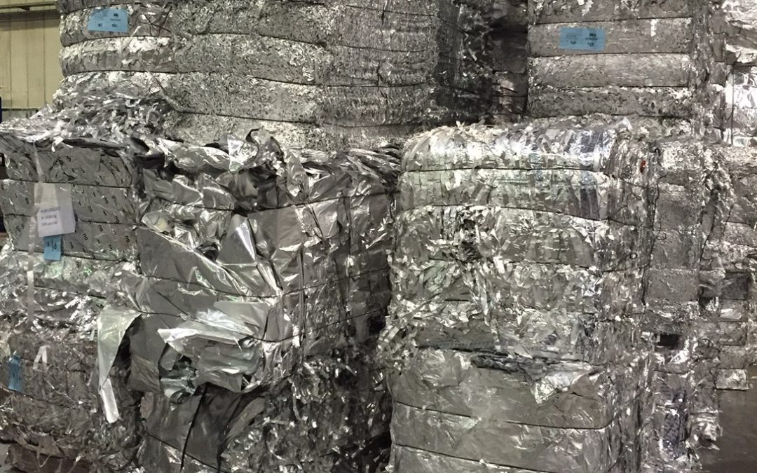 Three things you need to know about recycling of Aluminium