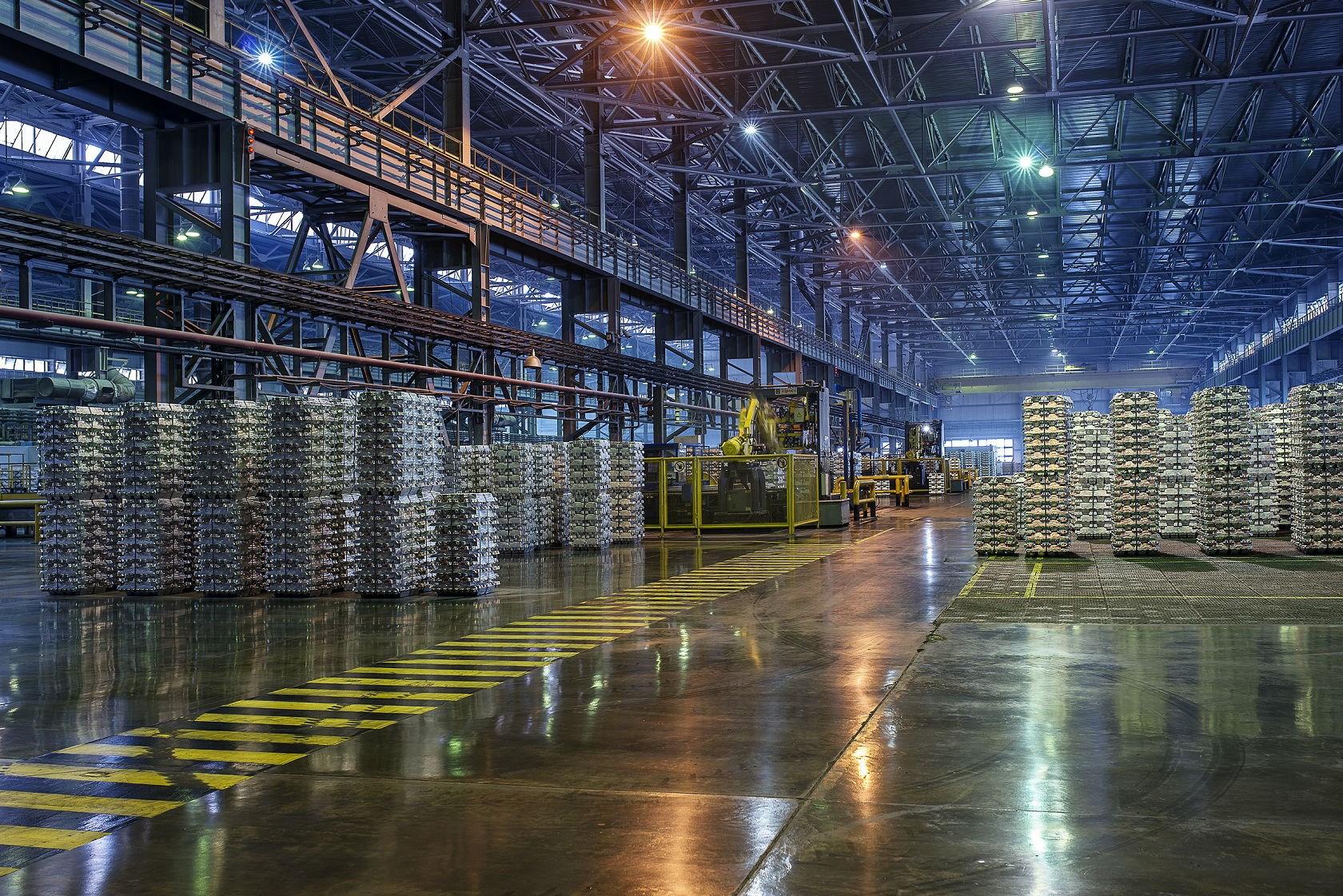 Aluminium Peru