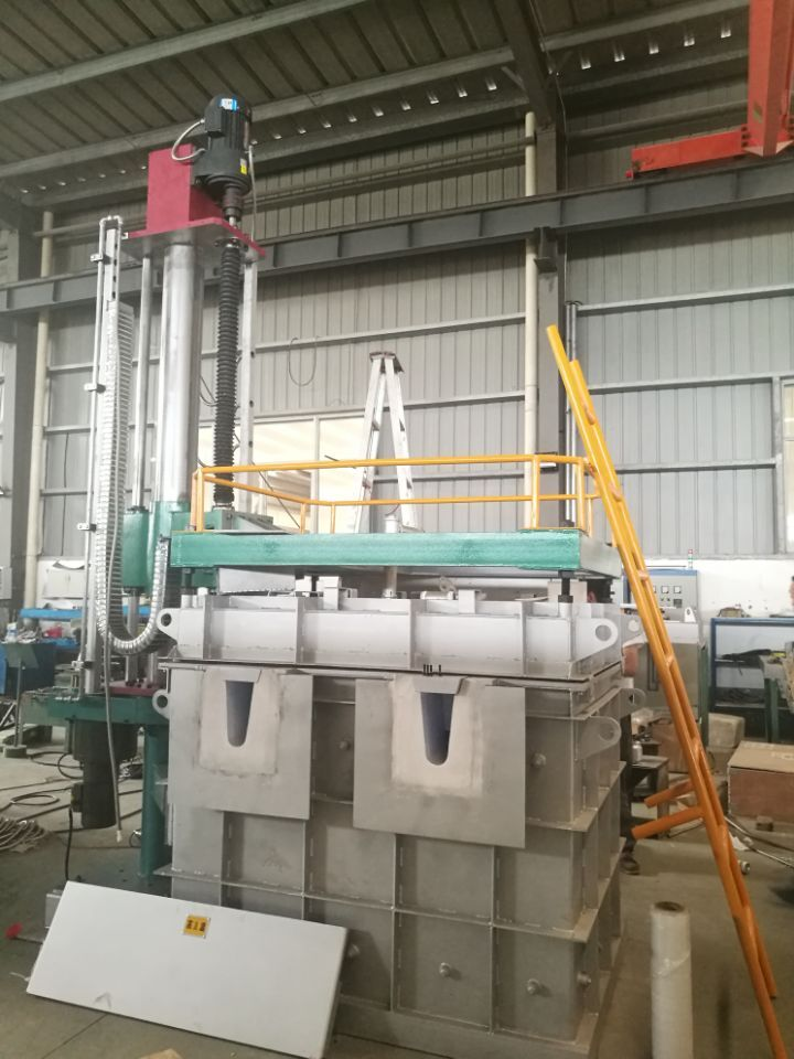 Aluminum Degassing Equipment