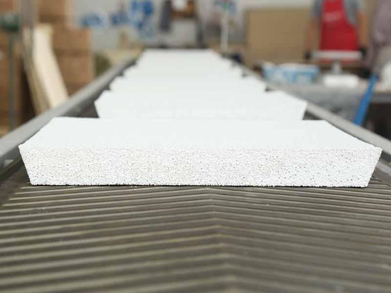 Ceramic Foam Filter Cff