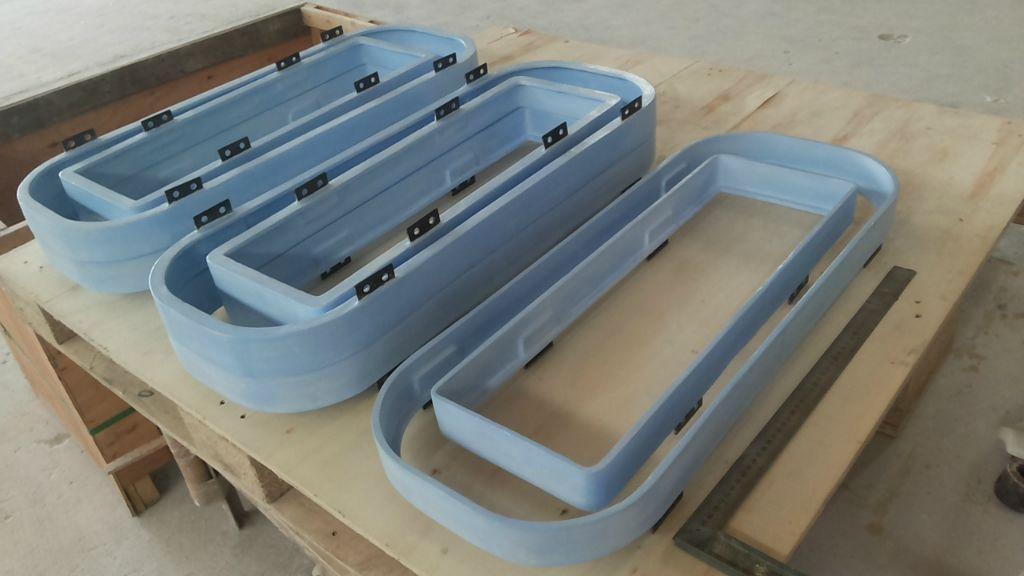 Aluminum Casting Slag Ring