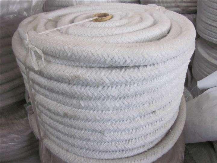 Ceramic Fiber Rope Gasket