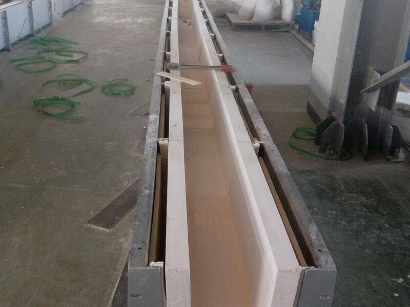 Ceramic Launder Lining