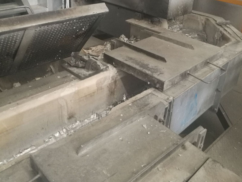 Ceramic Launder System
