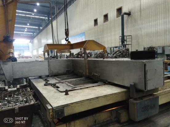 Molten Aluminium Transfer