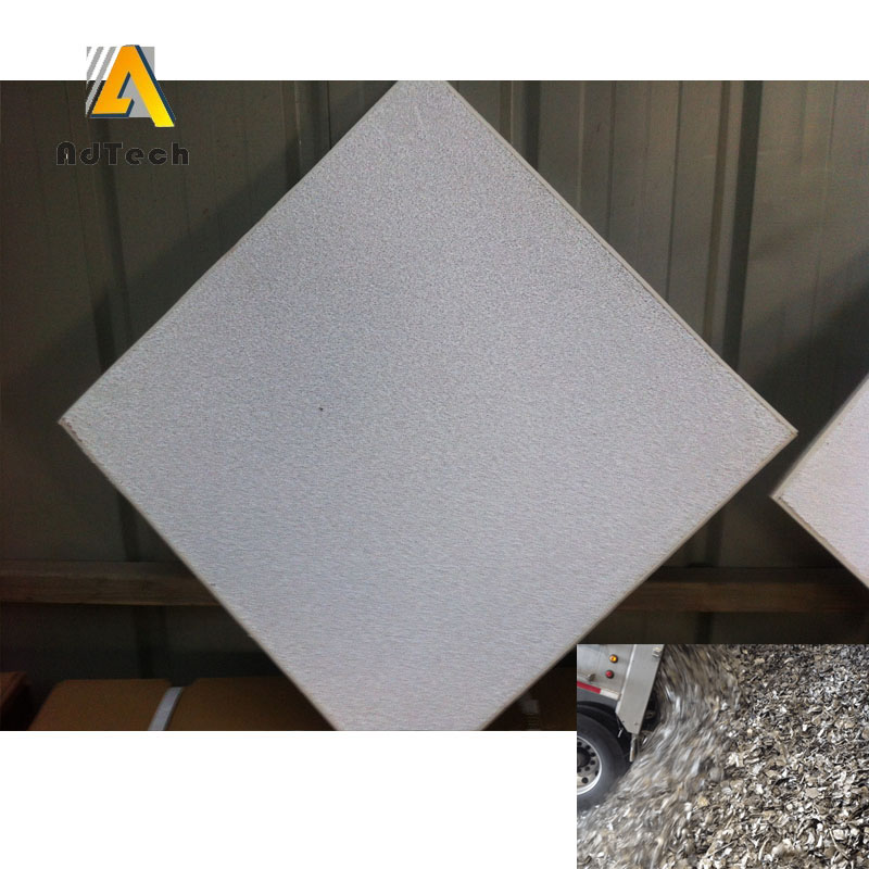 Alumina ceramic foam filter for aluminium casting