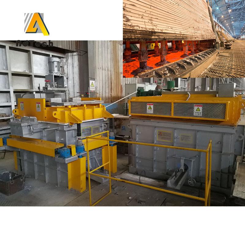 Degassing Of Aluminium Alloys