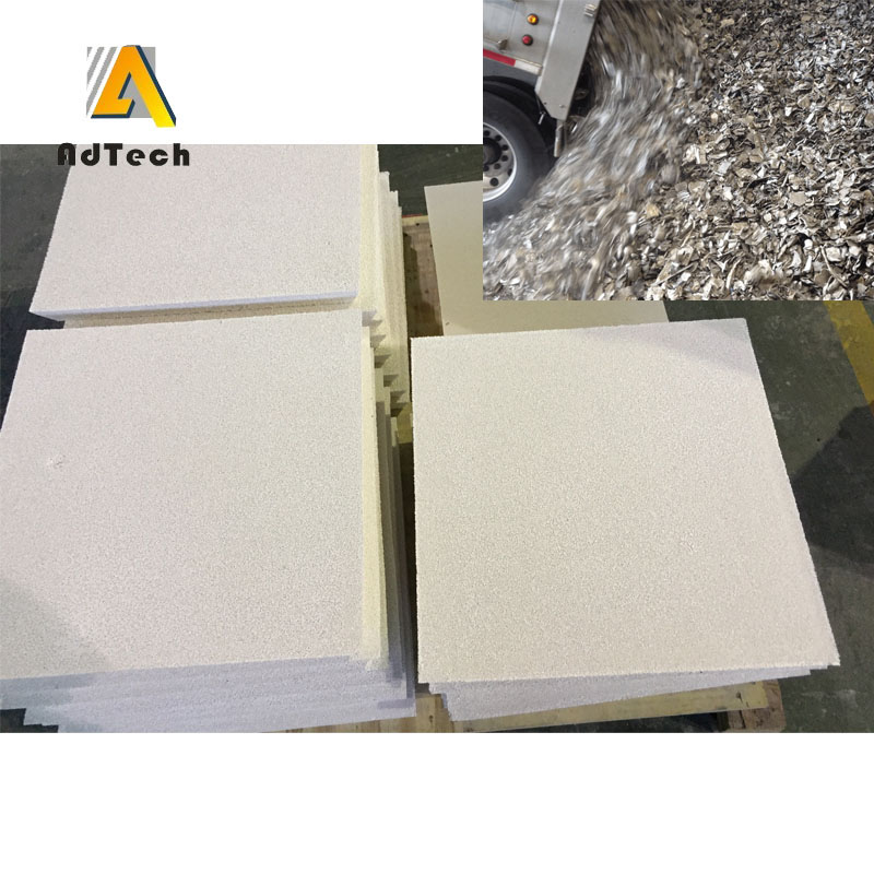 Metallurgical Industry Aluminium Foundry Ceramic Filters