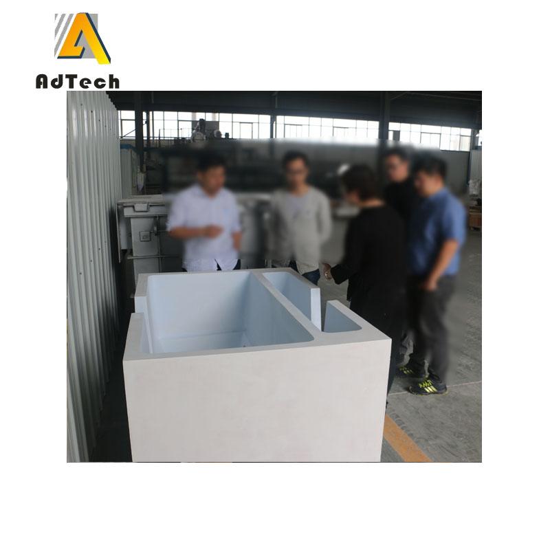 Nitrogen Degassing Aluminum