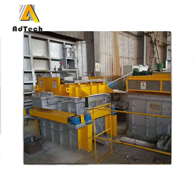 Rotary Degassing Unit