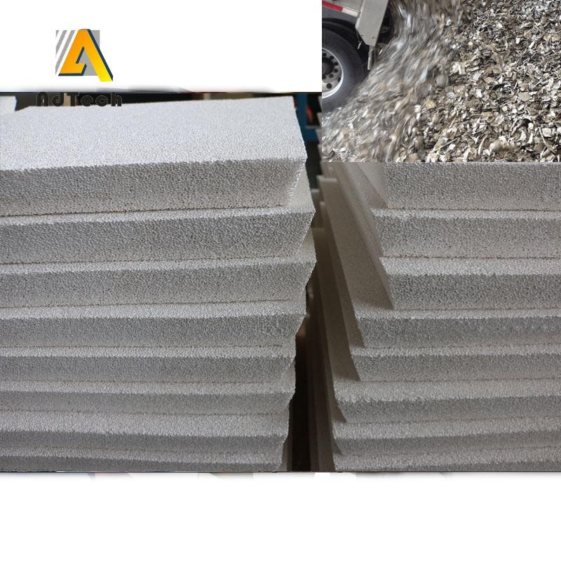 10-50Ppi Alumina Ceramic Foam Filter