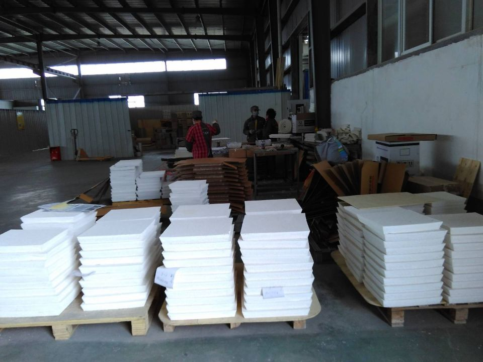 Alumina Porous Ceramic Foam Filter Plate