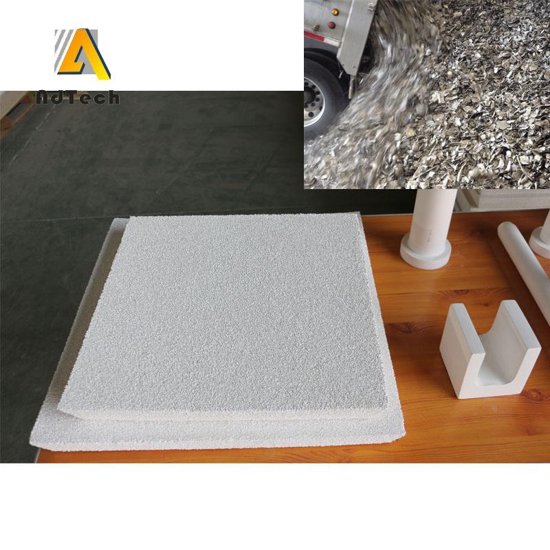 Ceramic Micropore Filter Plate