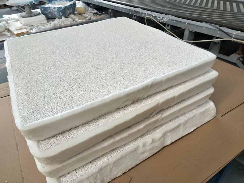 Porous Ceramic Filter Foam