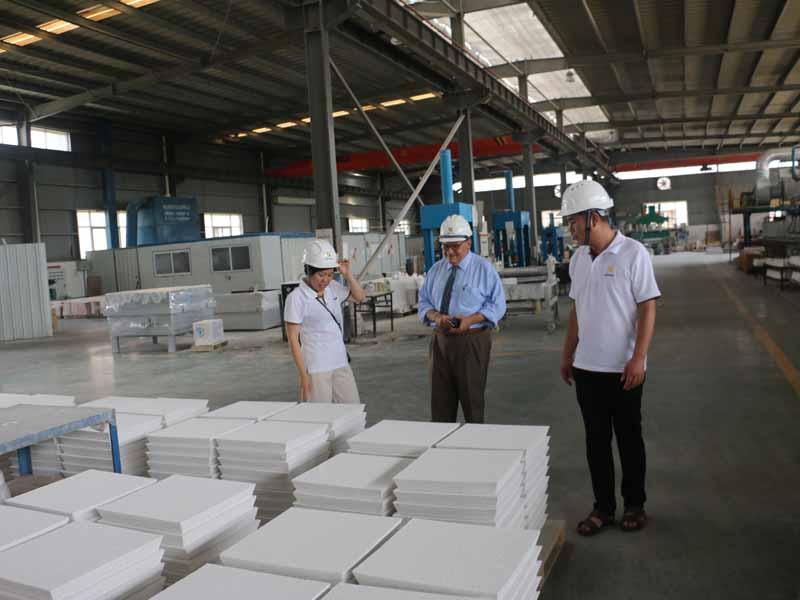 Zro2 Ceramic Foam Filter