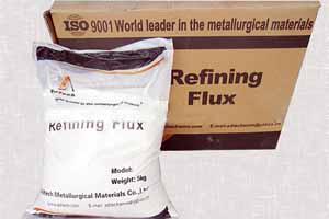 Рафинирование расплавленного алюминия