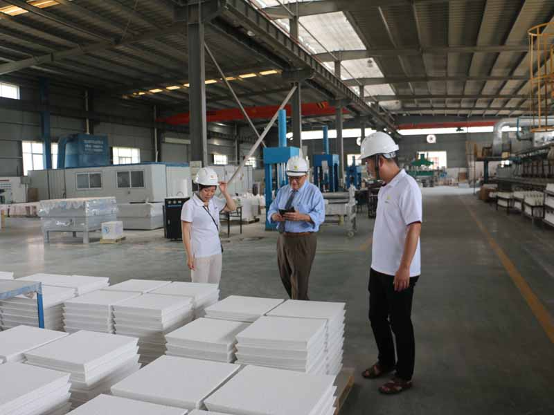 40Ppi Ceramic Foam Filter
